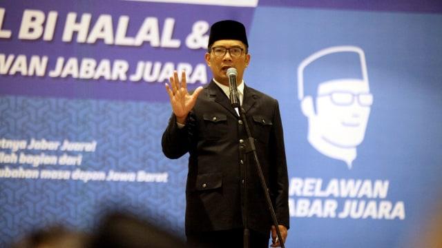 Halalbihalal dan Konsolidasi Relawan Jabar Juara
