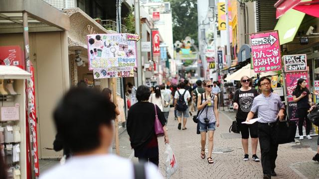 10 Keunikan yang Hanya Bisa Terjadi di Jepang (97210)