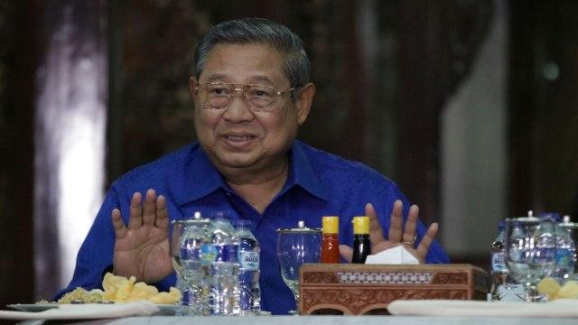 Pertemuan SBY dan Prabowo