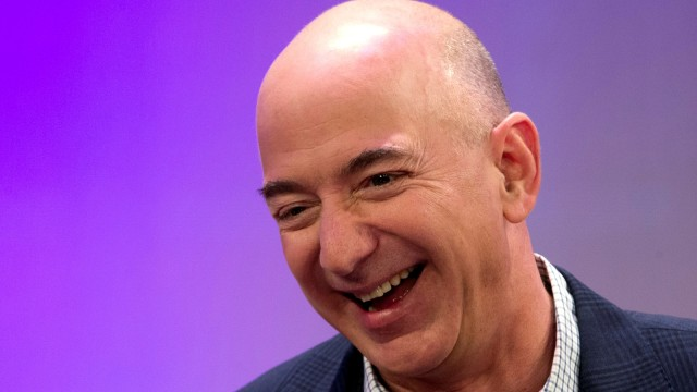 Makin Tajir! Pensiun dari Amazon Jeff Bezos Pecah Rekor Kekayaan Tertinggi (112056)