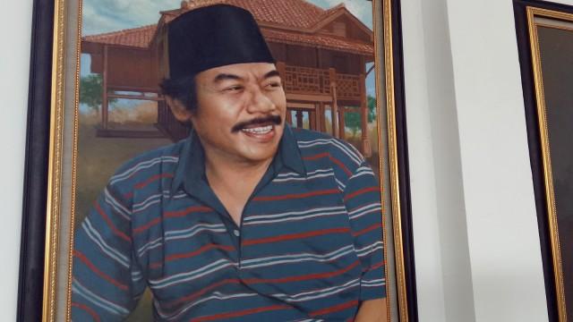 Profil Benyamin Sueb, Seniman Legendaris Betawi (12854)