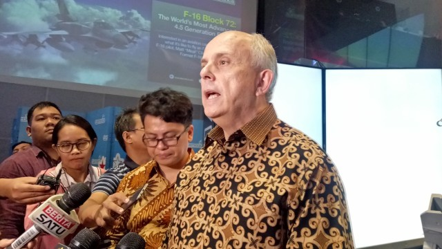 Dubes AS untuk Indonesia Joseph R. Donovan