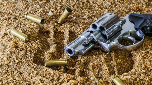 Pistol Revolver