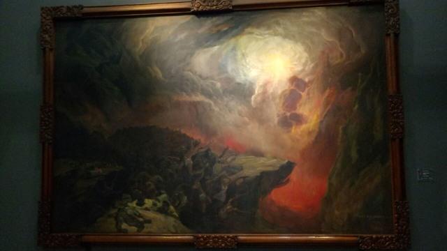 5 Lukisan Istana Dan Kisah Di Baliknya Kumparan Com