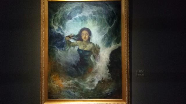 Cerita Rakyat yang Melegenda: Kisah Nyi Roro Kidul, Ratu Penguasa Laut Selatan (107313)
