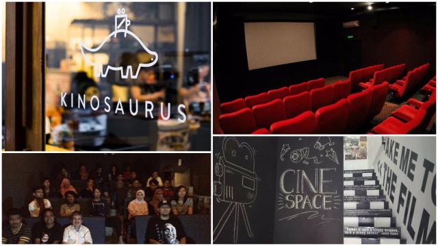 4 Lokasi Untuk Menyaksikan Film Indie Di Jakarta Dan