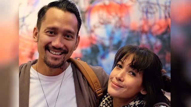 Tora Sudiro dan Mieke Amalia