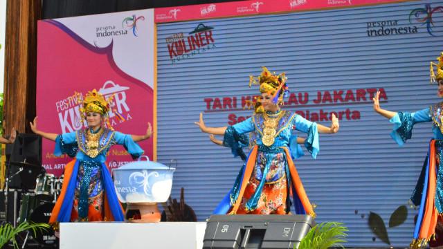 Lezatnya Hidangan Khas Indonesia Di Festival Kuliner