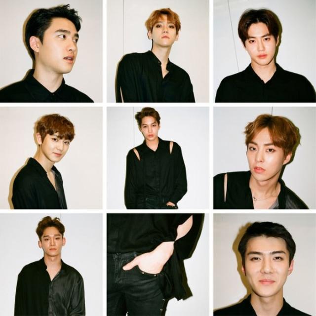 72 Gambar Anggota Exo Beserta Namanya HD
