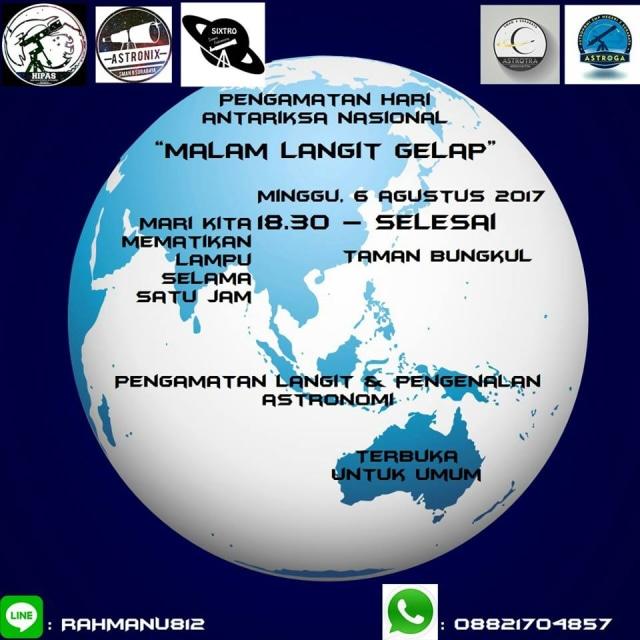 Seluruh Wilayah di Indonesia Bisa Menikmati Gerhana Bulan Sebagian (785187)
