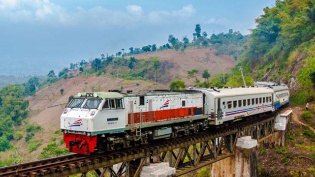 Jumlah Pemudik Kereta Api di Sumatera Utara Naik 2% dari 2017 (870501)