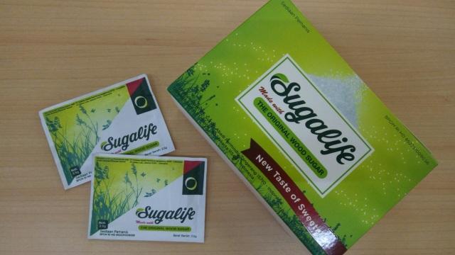 Produk Gula Kayu