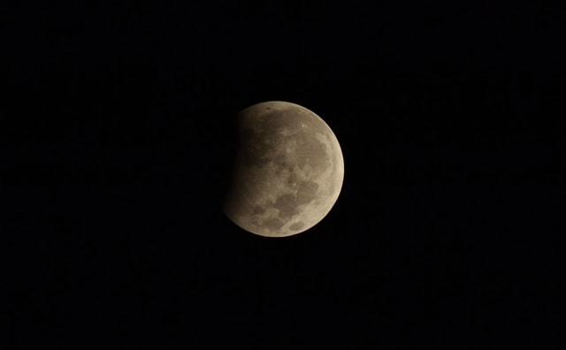 Sore Ini Gerhana Bulan Total Super Blood Moon Sambangi Indonesia, Catat Waktunya (249015)