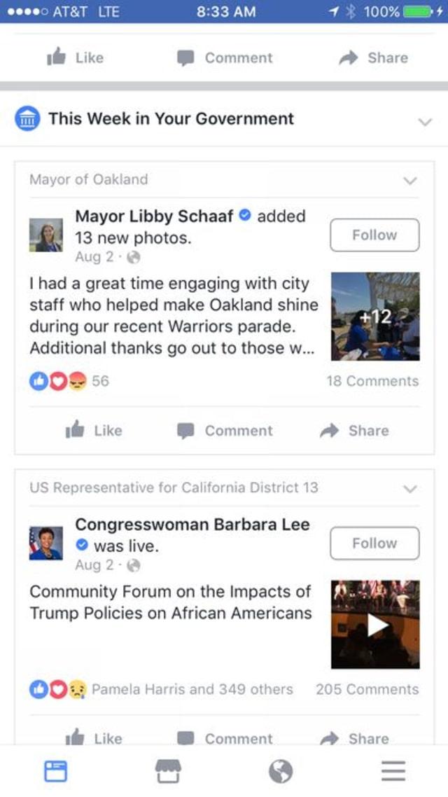 Mengenal Fitur Baru Facebook yang Bikin Status Politikus Sering Muncul (3812)