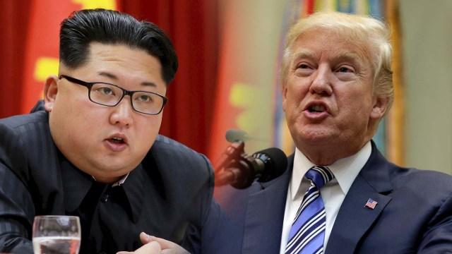 Keberadaan Tentara AS di Korsel Tak Akan Dibahas Trump dan Kim Jong-un (54034)