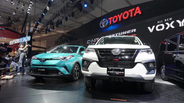 Varian TRD Sportivo Toyota di Indonesia Akan Dihapus, Ganti Jadi GR Sport? (52641)