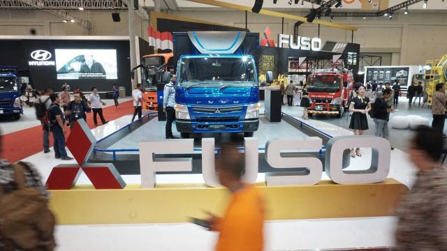 Mitsubishi FUSO luncurkan Colt Disel.