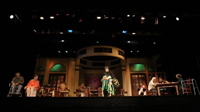 Teater Koma Rayakan Hari Jadi ke-40 dengan Pertunjukan 'Warisan' (20252)
