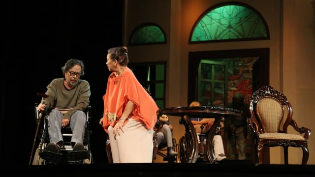 Teater Koma Rayakan Hari Jadi ke-40 dengan Pertunjukan 'Warisan' (20255)
