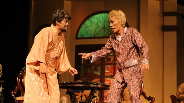 Teater Koma Rayakan Hari Jadi ke-40 dengan Pertunjukan 'Warisan' (20253)