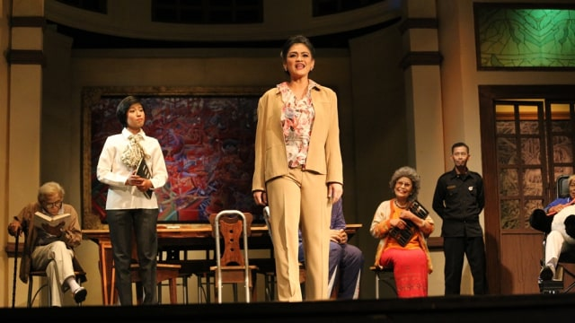 Teater Koma Rayakan Hari Jadi ke-40 dengan Pertunjukan 'Warisan' (20251)