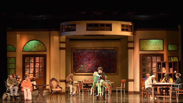 Warisan, Naskah Karya Sutradara Teater Koma yang Sarat Makna (20035)