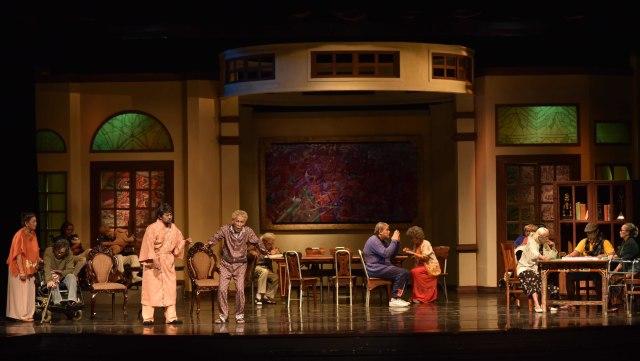 Warisan, Naskah Karya Sutradara Teater Koma yang Sarat Makna (20036)