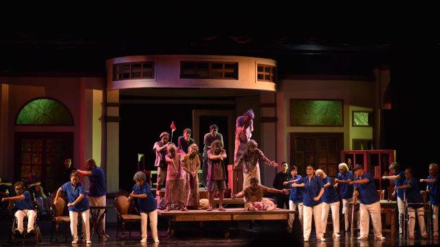 Warisan, Naskah Karya Sutradara Teater Koma yang Sarat Makna (20037)