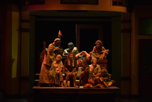 Warisan, Naskah Karya Sutradara Teater Koma yang Sarat Makna (20039)