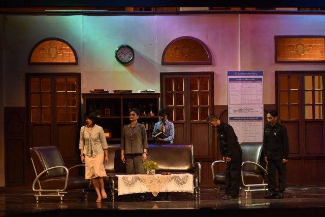 Warisan, Naskah Karya Sutradara Teater Koma yang Sarat Makna (20040)