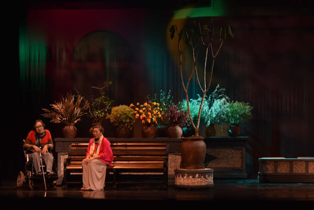 Warisan, Naskah Karya Sutradara Teater Koma yang Sarat Makna (20041)