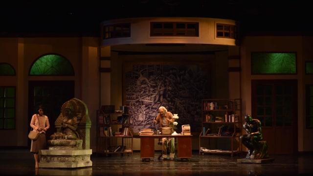 Warisan, Naskah Karya Sutradara Teater Koma yang Sarat Makna (20044)
