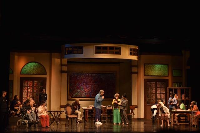 Warisan, Naskah Karya Sutradara Teater Koma yang Sarat Makna (20045)