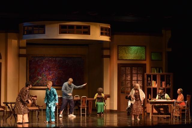 Warisan, Naskah Karya Sutradara Teater Koma yang Sarat Makna (20046)