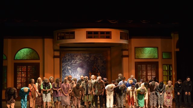 Warisan, Naskah Karya Sutradara Teater Koma yang Sarat Makna (20047)