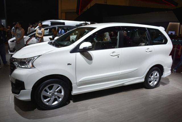 Soal Angka 1,6 Juta Unit Toyota Avanza  (96369)