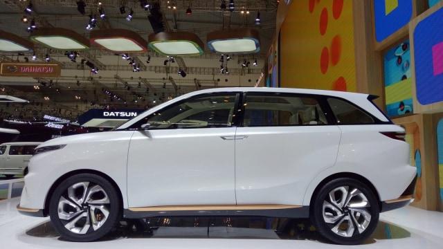 Mobil Konsep Daihatsu DN Multisixv