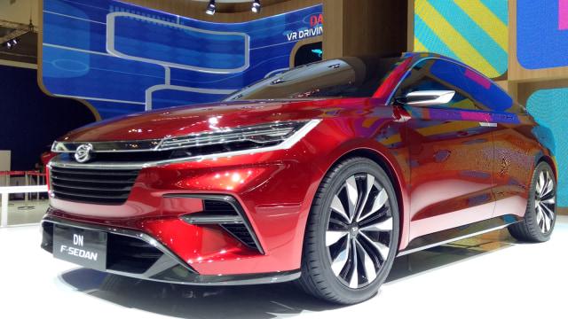 Daihatsu DN F-Sedan