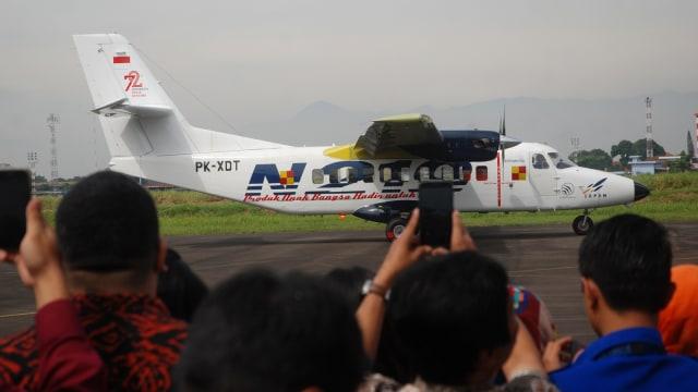 Mengenal Pesawat N219 yang Jadi Penyambung Mimpi BJ Habibie (77046)
