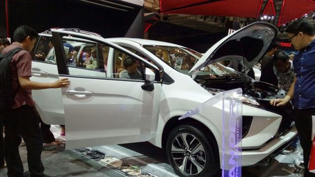 Skema Cicilan Rp 2 Jutaan Untuk Mitsubishi Xpander Kumparan Com