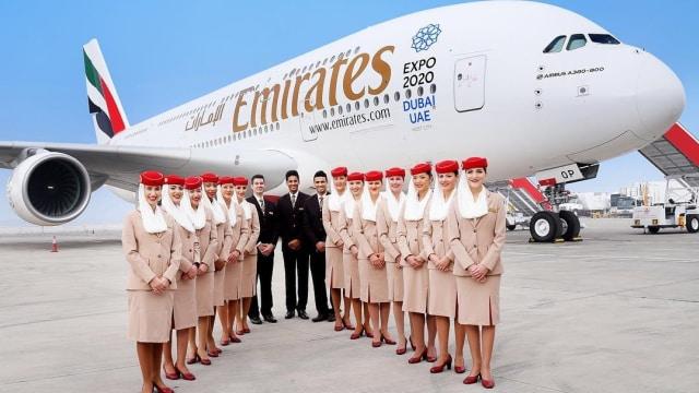 Emirates Tawarkan Promo Tiket Murah Ke Dubai Mulai Rp 9 9 Jutaan