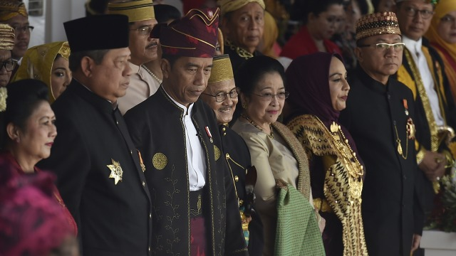 Mardani soal Peta Pilpres 2024: Prabowo, Megawati, SBY Old Soldier Never Die (55784)
