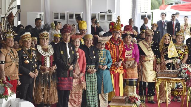 Kamal Hudi, Sosok di Balik Baju Adat yang Dipakai Jokowi (82295)
