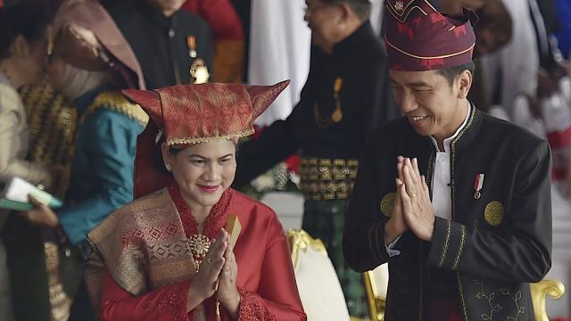 Kamal Hudi, Sosok di Balik Baju Adat yang Dipakai Jokowi (82294)