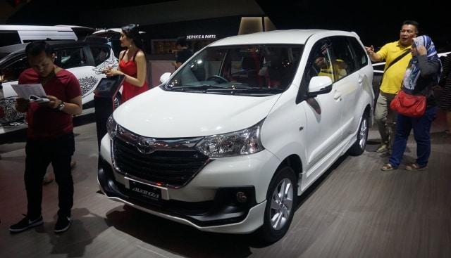 Biaya Servis Toyota Avanza Tahun ke-5 Habis Rp 1,9 Jutaan, Ini Rinciannya (210892)