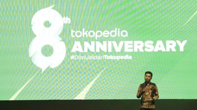 CEO Tokopedia, William Tanuwijaya