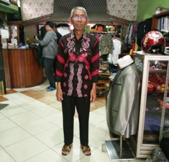 Kamal Hudi, Sosok di Balik Baju Adat yang Dipakai Jokowi (82296)