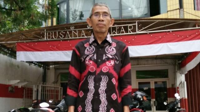 Kamal Hudi, Sosok di Balik Baju Adat yang Dipakai Jokowi (82293)