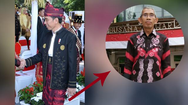 Kamal Hudi, Sosok di Balik Baju Adat yang Dipakai Jokowi (82292)