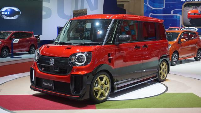 Daihatsu Move Canbus Sporza